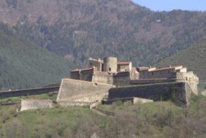 Le fort Lagarde